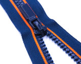Vislon Zipper with Top Quality/Fancy Puller &Color Matching Tape