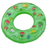Summer Adult Swimming Pool PVC Donut Inflatable Float Watermelon Swim Ring Fruit Donut Floats Tube