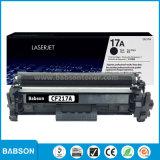 Hot Selling Premium CF217A 17A Cartridge Compatible Toner for HP Laserjet M102A M102W Mfp M130 M132