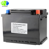 Factory Sell 12V 100ah LiFePO4 Battery Pack for Solar Storage