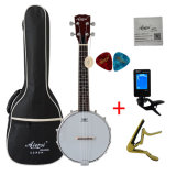 Aiersi Professional Nice Sound Concert Banjo Musical Instrument
