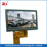 4.3 Inch High Brightness / Full Viewing Angle IPS TFT Display LCD
