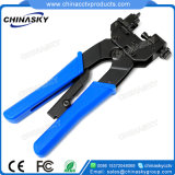 CCTV Coax Cable Crimping Tool for BNC Connector (T5009)