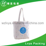Brand New Good Quality Cheap Large Storage Canvas Cotton Baby Diaper Handle Bag