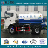 Competitive Price Cdw Power Aluminum Alloy Water Tank Truck