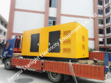Canopy Diesel Power Generator 30kw Ricardo Electric Generator 37.5kVA Ce Approved