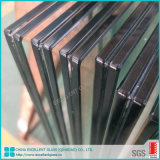 5.38mm-12.76mm Edge Polished Clear or Colored Safety Laminated Tempered/Toughened Glass/Building Glass Low E Laminated Glass Constuction Glass Interlayer Glass