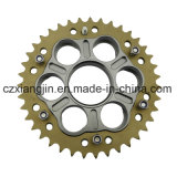 CNC Machining Aluminum Alloy Driven Sprocket & Carrier Kit