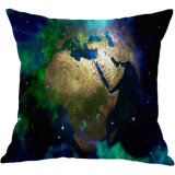 Starry Sky Cotton Linen Pillowcase Creative Cushion Cover Customize