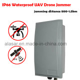 UAV Drone jammer interception system