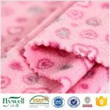 Printed Polar Fleece Fabric for Blanket