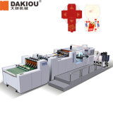 High Speed Paper Die Cutting Machine Paper Creasing and Die Cutting Machine