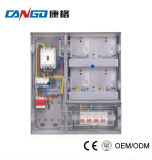 Plastic Single Phase Four Meters Meter Box