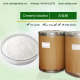 Top Quality Cinnamyl Alcohol White Powder CAS: 104-54-1 Anti-Tumor Intermediate