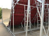 Steel Structures for Skating Ramp with Best Price
