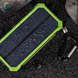 Outdoor Portable 20000mAh Solar Power Pank Charger