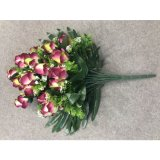 Artificial Orchid Flowers Real Touch Artificial Rose Flower