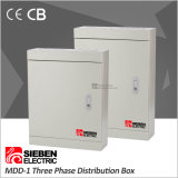 New Design Three Phase 4 6 8 12 Ways Metal Distribution Panel Board