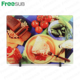 Freesub Sublimation Coated Glass Cutting Board (BL-18)
