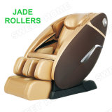 Electric Full Body Shiatsu L-Shaped Track Thermal Jade Massage Chair