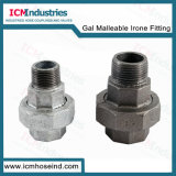 Black Malleable Iron Pipe Fitting Mf Union/Tube Fitting