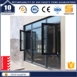 Mobile Double Glazed Aluminum Window with Australian Standard