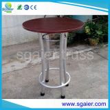Aluminum Truss Table, Stool Quatro, Aluminum Round Table