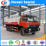LHD or Rhd Dongfeng 6X4 20000liters 20ton Water Tank Truck for Sale