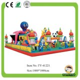 High Quality Naughtyt Amusement Park Inflatable Bouncer Slide, Inflatable Jumping