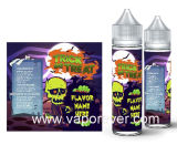Various Flavours E Liquid E Juice E-Liquid for E-Cigarette Flavor E Liquid/E Cigar/E Juice/E Cigarette/Smoke Juice/E Liquid Salt Nicotine