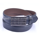 Hot-Sale Casual Snap Buckle PU Leather Belt for Man