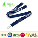 Cheap Wholesale Custom Design Your Own Brand Name Pen Holder Lanyard for Promotion