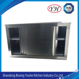 Standard Stainless Steel Wall Storage Cupboard Hung Cabinet for Kitchen