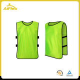 Customized Logo Football Vest with Lower MOQ