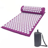 Back Massage Mat Wholesale Fitness Removable and Washable Acupuncture Needles Mat and Acupressure Pillow