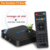 The Word′s miniest Android Tv Box with Android 8.1 4K WIFI