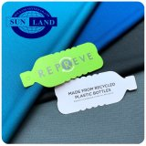 Hot Sale Solid Dyed 100% Unifi Repreve Polyester Knit Mesh Fabric for Recycle Sports Fabric