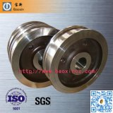 GS Crane Forged Wheel for Port Hoisting Equipment
