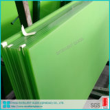 Lacquered Patterned/Figured Louver Building Glass/Tempered/Toughened Glass