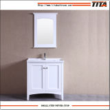 High Quality Ceramic Basin Bathroom Cabinet T9304-32W