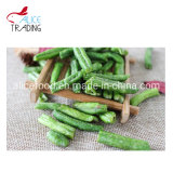 Vf Style Health and Safe Food Vacuum Fried Stringless Green Bean