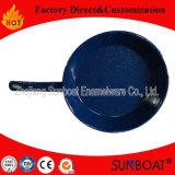 Enamel Frying Pan Kitchenware/Cooking Pan/Baking Pan