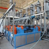 Full-Auto Used Tire Recycling System for Rubber Powder