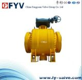 API Side Entry Trunnion Ball Valve