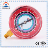 Custom Multi Color High Quality Refrigerate Pressure Gauge Gas