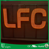 Waterproof 12V LED Illuminated Letter for Hotel Sign Board