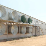 High Quality Steel Construction Poultry Farm