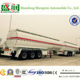 55 Cbm Fuel Oil Tank Truck Semi Trailer