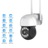 V380 PRO Infrared Colorful Night Vision 2MP IP PTZ CCTV Security Camera for Outdoor