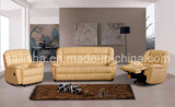 (D06#) Leather Fabric Modern Electric Home Furniture Sofa Recliner